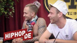 "257ers über Autotune, Casper, KMN, K.I.Z & ""Holz""(Video)"