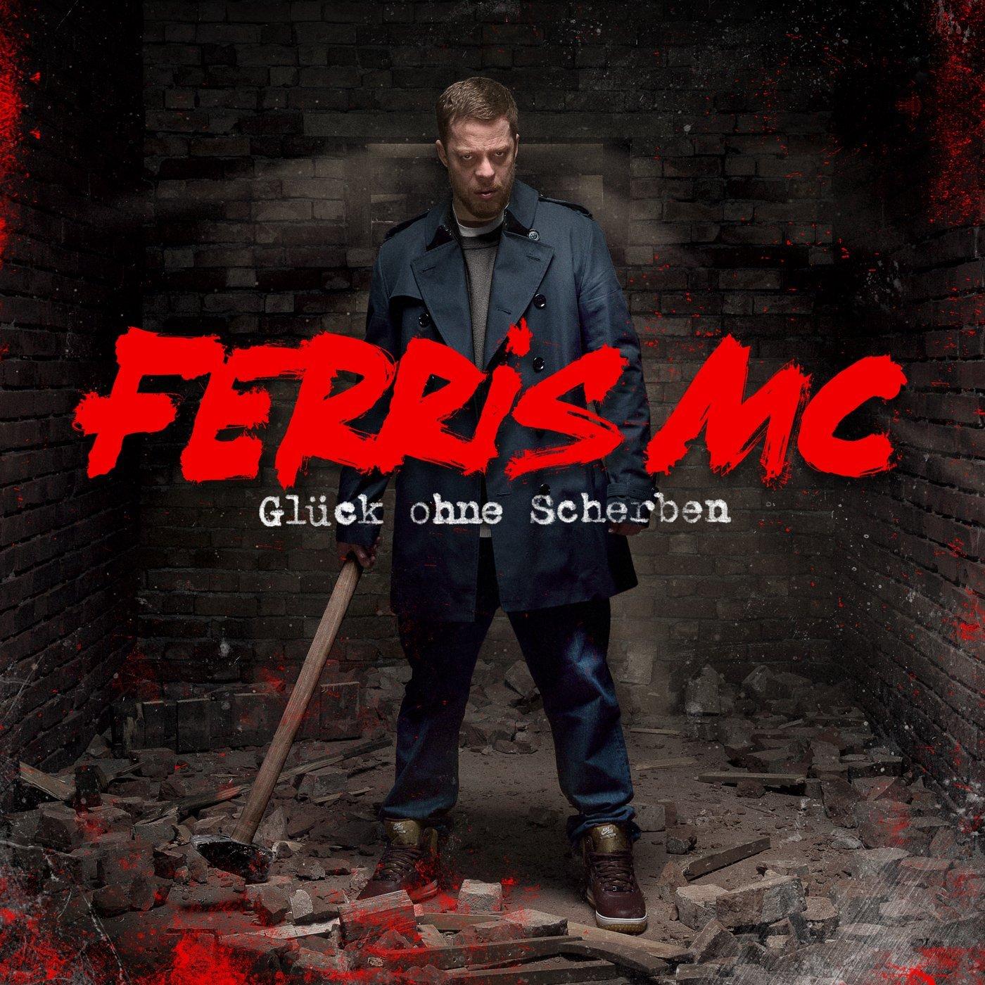 Ferris MC - Glück ohne Scherben (Cover)