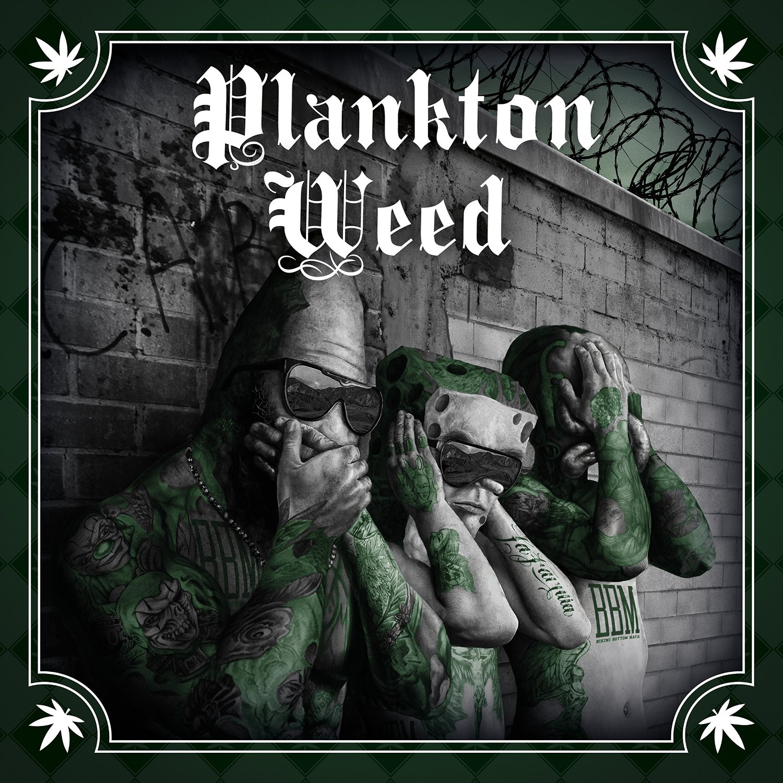 Spongebozz - Planktonweed (Cover)