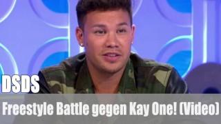 DSDS: Freestyle Battle gegen Kay One! (Video)