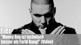 """Fler: """"Money Boy ist technisch besser als Farid Bang!"""" (Video)"""