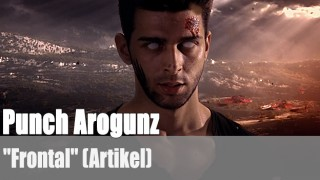 "Punch Arogunz: ""Frontal"" (Artikel)"
