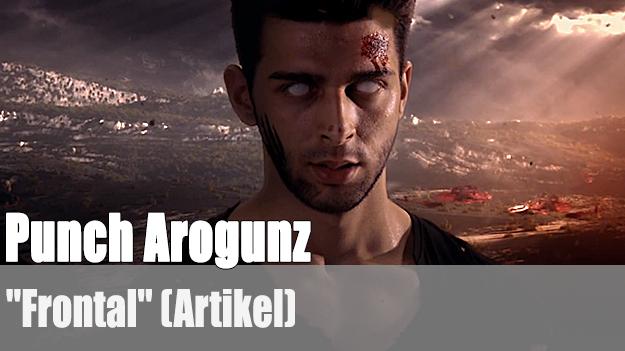 Punch Arogunz - Frontal (Artikel)