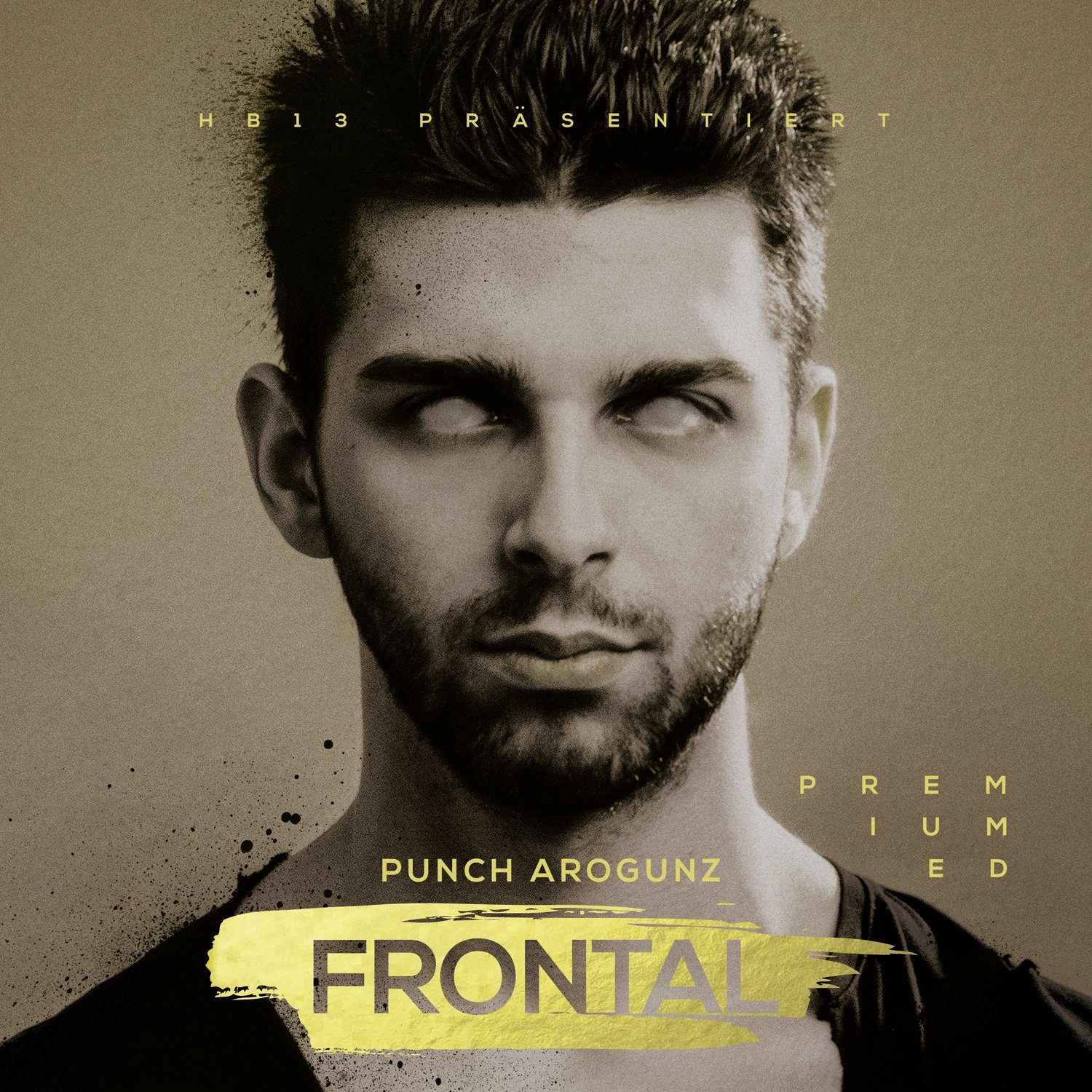 Punch Arogunz - Frontal (Cover)