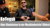 Kollegah: über Illuminaten in der Musikindustrie! (Video)