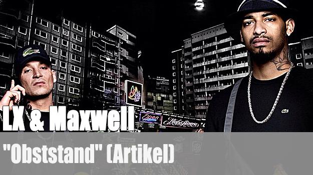LX & Maxwell - Obststand (Artikel)