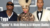 "Tyga: ""Senile"" ft. Nicki Minaj & Lil Wayne (Audio)"