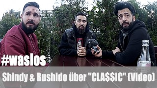 "#waslos: Shindy & Bushido über ""Cla$$ic"" (Video)"