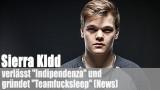 "Sierra Kidd: verlässt ""Indipendenza"" & gründet ""TFS"" (News)"