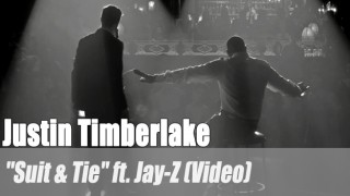 "Justin Timberlake: ""Suit & Tie"" ft. Jay-Z (Video)"