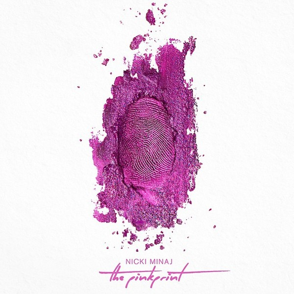 Nicki Minaj - The Pinkprint (Cover)