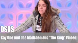 """DSDS: Kay One und das Mädchen aus """"The Ring"""" (Video)"""