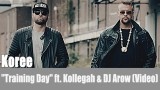 "Koree: ""Training Day"" ft. Kollegah & DJ Arow (Video)"