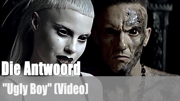 Die Antwoord - Ugly Boy (Video)