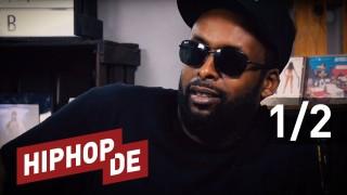"""Afrob über """"Mutterschiff"""", Dancehall & Verschwörungen (Video)"""