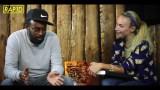 Afrob über sich als Regierungschef! (Video)