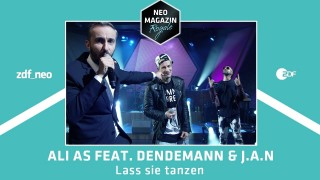 Ali As – Lass sie tanzen ft. Dendemann & Jan Böhmermann (Video)