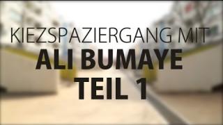 Kiezspaziergang mit Ali Bumaye | Teil 1 (Video)
