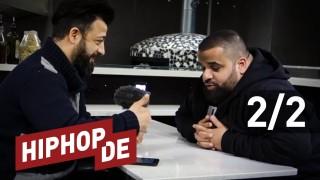 Ali Bumaye über Bonez MC, Shindy, Kay One & Diät (Video)