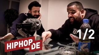 Ali Bumaye über Farid Bang, Kurdo, Animus & Arafat (Video)