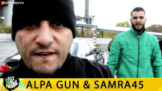 Alpa Gun ft. Samra45 – Halt die Fresse! Nr. 363 (Video)