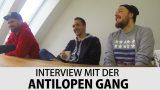 """Antilopen Gang über """"Anarchie & Alltag"""", RAF Rentner, Pizza-Überfluss & Provokation (Video)"""