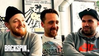 Antilopen Gang über Gesellschaftskritik & Depression (Video)