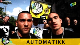 Automatikk – Halt die Fresse! Gold Nr. 03 (Video)