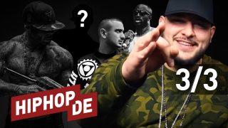 Azad, Haftbefehl, Manuellsen, Kendrick & Co.: 10 legendäre Alben! (Video)