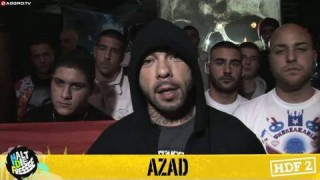 Azad – Halt die Fresse! Nr. 43 (Video)