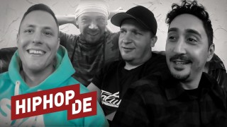Backstage mit Eko Fresh, Pillath, Tatwaffe & Co (Video)