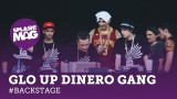 #Backstage mit Glo Up Dinero Gang (Video)