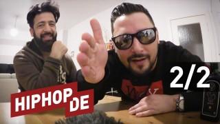 "Bass Sultan Hengzt über Al-Gear's ""Da Vinci Code"", SpongeBozz, uvm. (Video)"