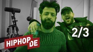 Bausa über Capo, RIN & Caz, musikalische Ziele, Batman, uvm. (Video)
