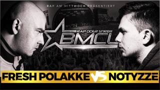 BMCL Battle: Fresh Polakke vs. Notyzze (Video)