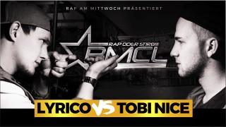 BMCL Battle: Lyrico vs. Tobi Nice (Video)