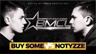 BMCL Battle: Notyzze vs. Buy Some (Video)
