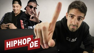 Bonez MC & RAF Camora machen es wie Bushido, Cro & Eminem! (Video)