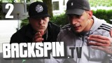 Bonez MC und Gzuz über 187, Bushido, Olexesh, Haze, uvm. (Interview Part 2/4) | BACKSPIN TV #BBDF