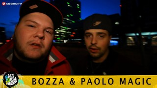 Bozza ft. Paolo Magic – Halt die Fresse! Nr. 165 (Video)