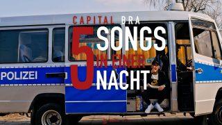 Capital Bra – 5 Songs in einer Nacht (Video)