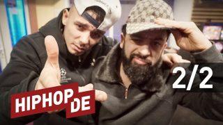 Capital Bra über albanische Freunde, die KMN Gang, 187 & Ufo361 (Video)