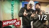 Capital Bra über LX, Bonez MC, Olexesh & Ufo361 (Video)