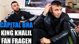 Capital Bra & King Khalil über Banger Musik, Samy Deluxe, Cr7z, BMCL & Fler (Video)