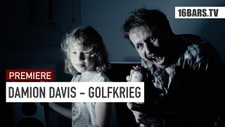 Damion Davis – Golfkrieg (Video)