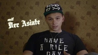 """Disslike mit """"Der Asiate"""" (Video)"""