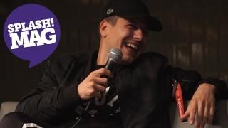 DJ Maxxx mit Anekdoten von Haftbefehl & The Game (Video)