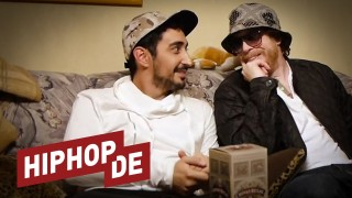 "Eko Fresh & Ferris MC über ""Blockbustaz"", TV & Kino (Video)"
