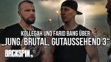 "Kollegah & Farid Bang über ""Jung, Brutal, Gutaussehend 3"" (Video)"