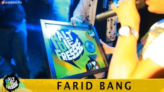 Farid Bang – Halt die Fresse! Gold Nr. 04 (Video)